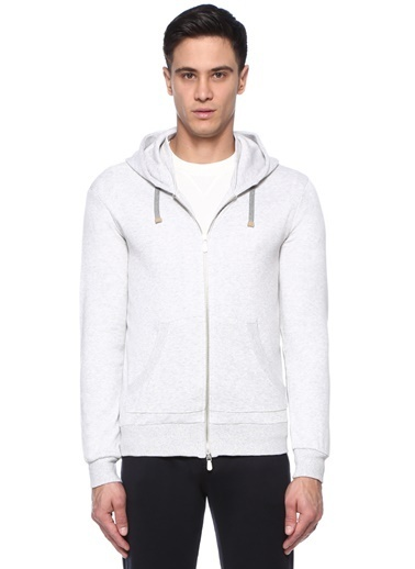 Eleventy Sweatshirt Gri
